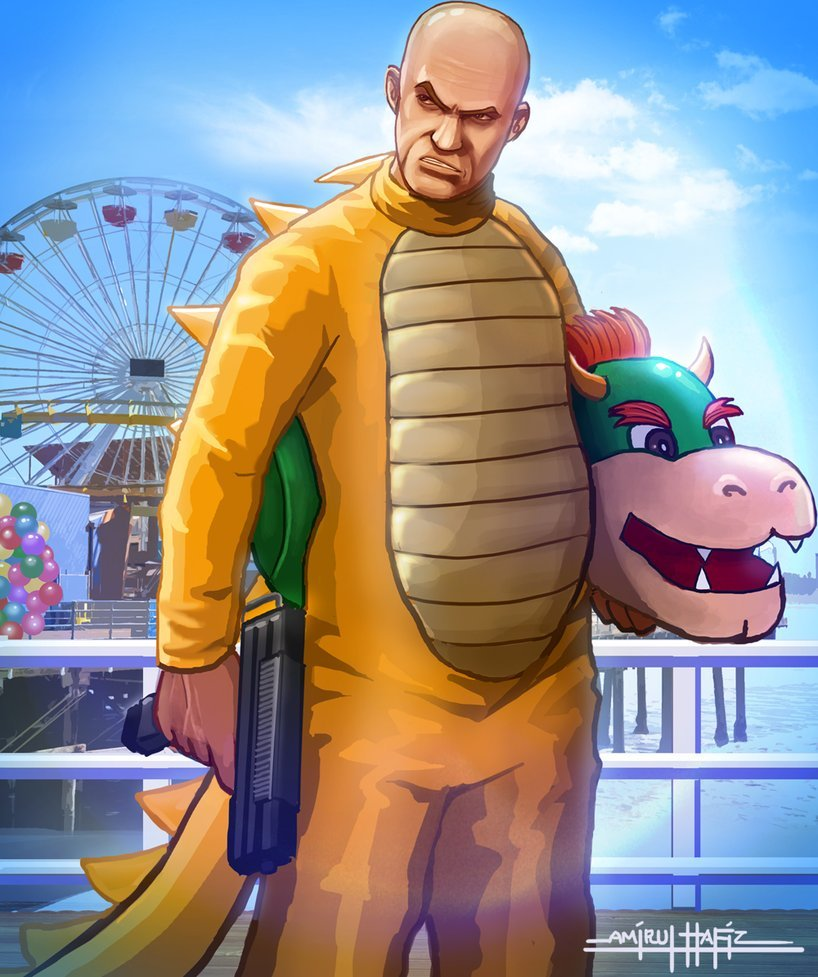 Bowser in GTA