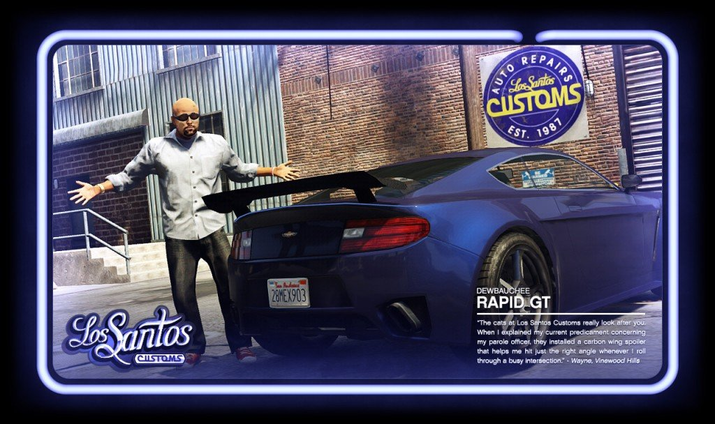 Custom your car!