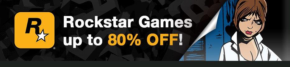Rockstar Games Deals