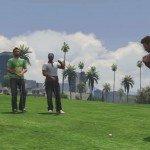 Golfing in GTA Online