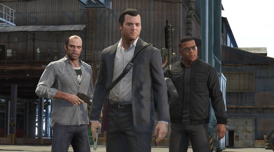 New GTA V Screenshot