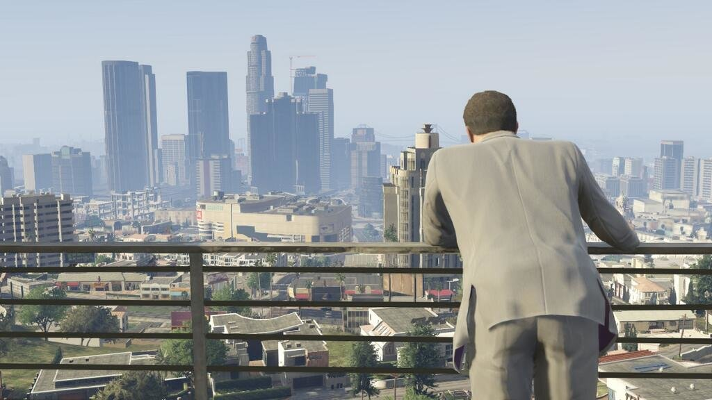 New GTA V Screenshots