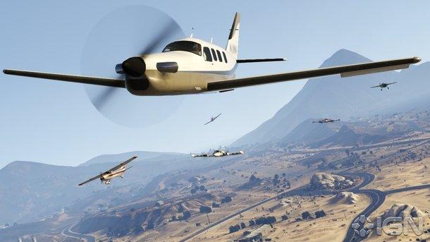 Steal a Frickin' Plane