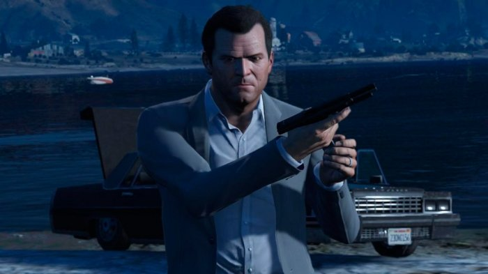 brand new GTA 5 screenshots