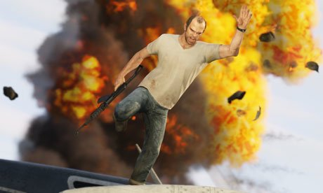 GTA 5 screenshot