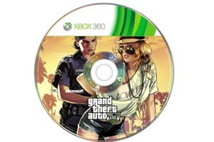 chat gta 5 xbox 360 disc