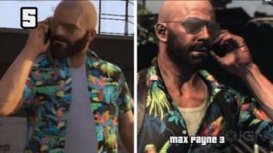 Play as Max Payne