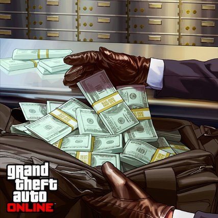 GTA Online: Half a million GTA$ Stimulus Package coming this month