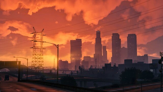 Grand Theft Auto V Photographer