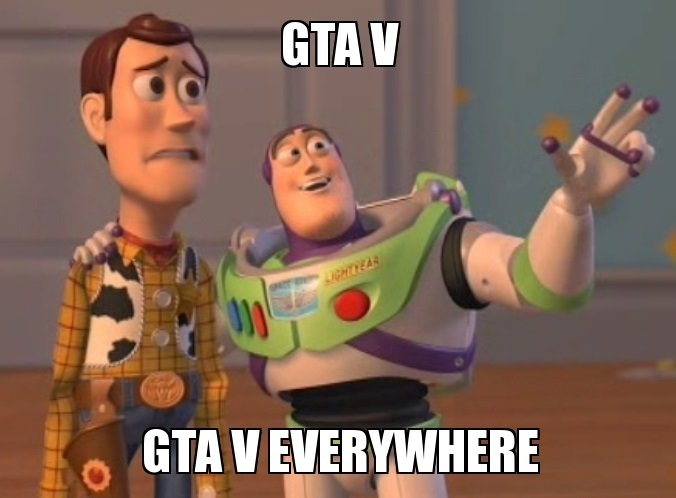 GTA V Fun pics