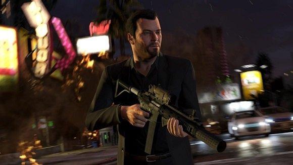 GTA 5 Crime