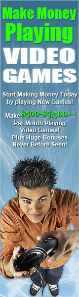 Make money playing video games!